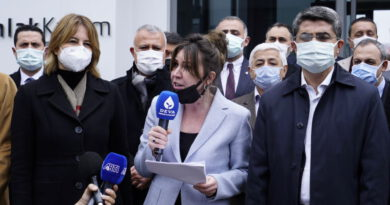 DEVA Partisi Kanal İstanbul'a itiraz etti